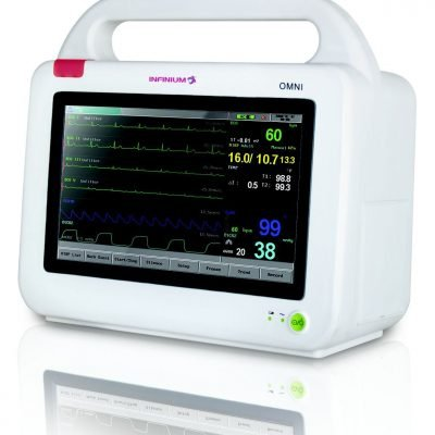 Patientenmonitore mit EtCO2, SPO2, NIBP, EKG und mehr