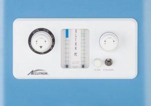 Analoges Flowmeter von Biewer medical