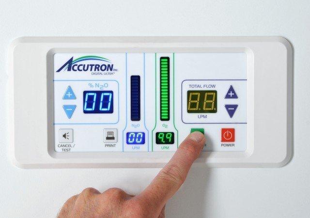 Digital Ultra Flowmeter Biewer medical