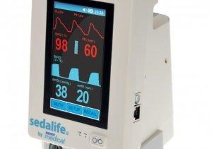 Sedalife patienten-Monitor von Biewer medical
