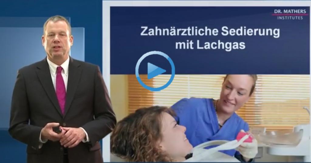 Dental Online Colege Lachgas sedierung